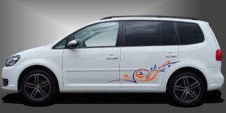 Blumen Auto Van Set 901