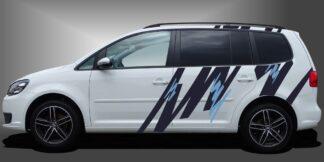 Rallystreifen Van Set 703
