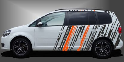 Motorsportdesign Van Set 701