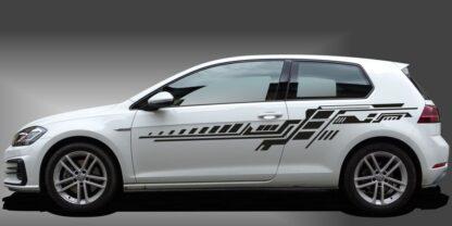 Auto Dekor Kompaktklasse Set 505
