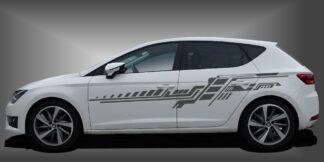 Auto Design Folie Limousine Set 505