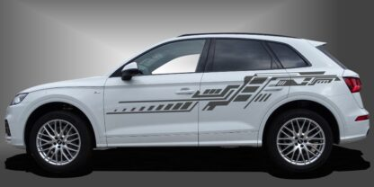 Autofolie Seitendekor SUV Set 505