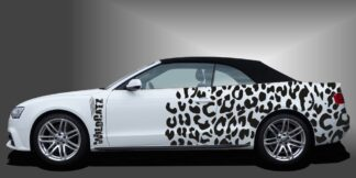 Camouflage Sticker Cabrio Set 713