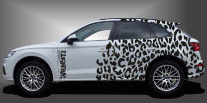 Camouflage Tuning SUV Set 713