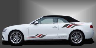 Sticker Auto Cabrio Set 307