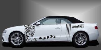 Wildkatze Auto Cabrio Set 715