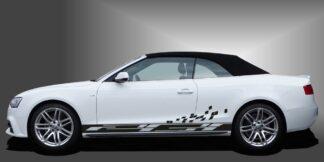 Karosserieaufkleber Cabrio Set 309