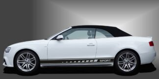 Rallye Streifen Cabrio Set 313