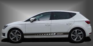 Rallyestreifen Limousine Set 313