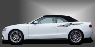 Design Folierung Cabrio Set 509