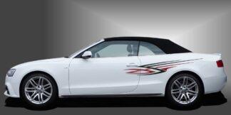 Seitenstreifen Cabrio Cabrio Set 513