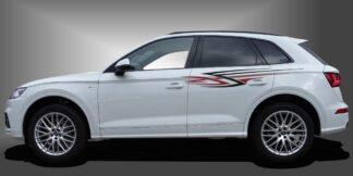 Seitenstreifen X1 SUV Set 513