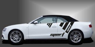 Autotattoos Cabrio Set 529