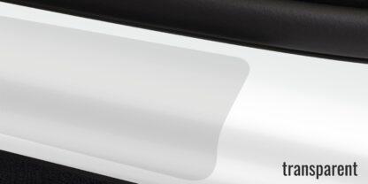 Auto Einstiegsleistenfolie transparent Set 605