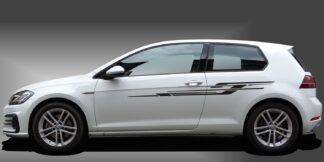 Auto Zierstreifen Kompaktklasse Set 325