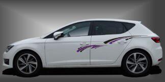 Racing Folierung Limousine Set 515