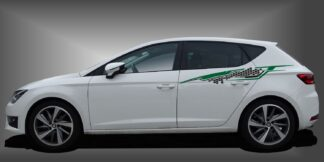 Racing Streifen Limousine Set 533