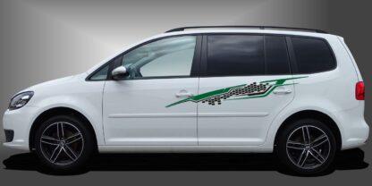 Racing Style Van Set 533
