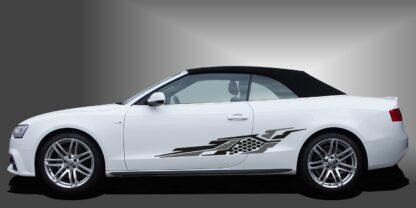 Autotattoos Folien Cabrio Set 535