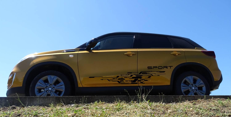 Suzuki Vitara Set 711 schwarz