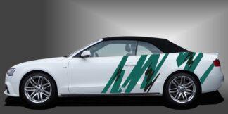 Rennstreifen Cabrio Set 703