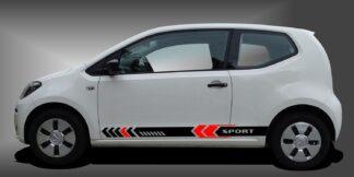 Streifen Auto Dekor