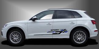 Car Sticker Fahrzeugdesign