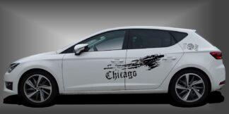 Seitenstreifen Car Sticker