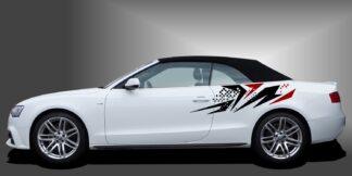 Tuningaufkleber Car Sticker