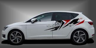 Tuning Aufkleber Car Sticker